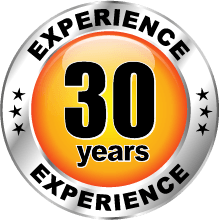experiance 30 years