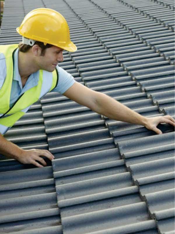tyle roof repairing